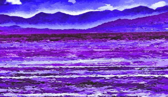 Purple Seas