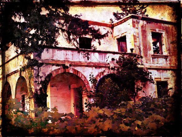 Abandoned Greek home, Girne 1 A
