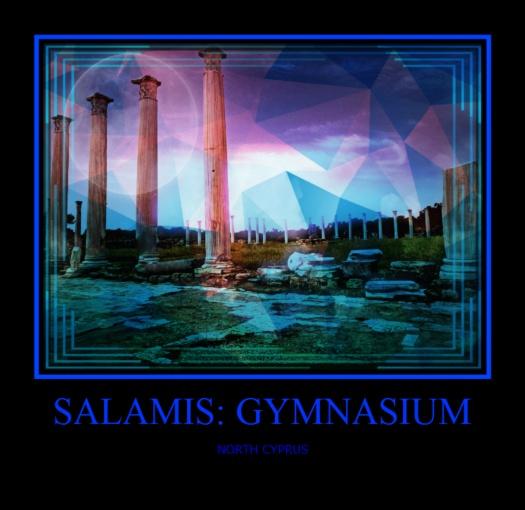Poster - Salamis Gymnasium