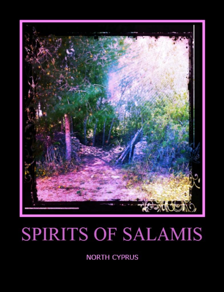 Poster - Spirits of Salamis