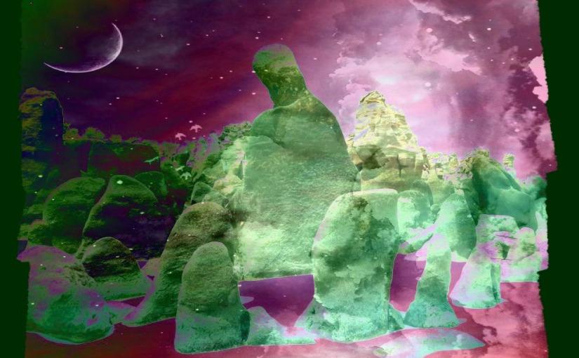 Rocks at Prayer