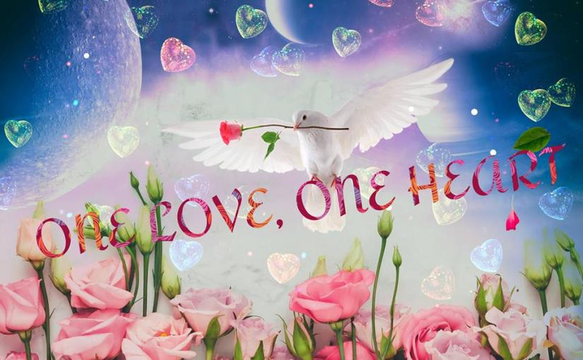 One Love, One Heart: for the Victims and Families of the Christchurchtragedy.