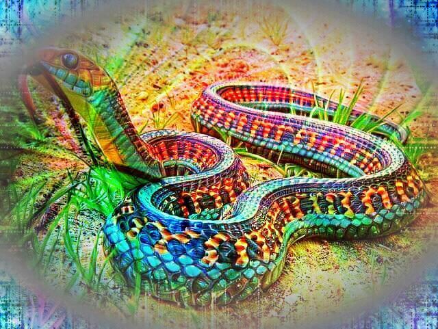 Rainbow Serpent Dreaming NewWorlds