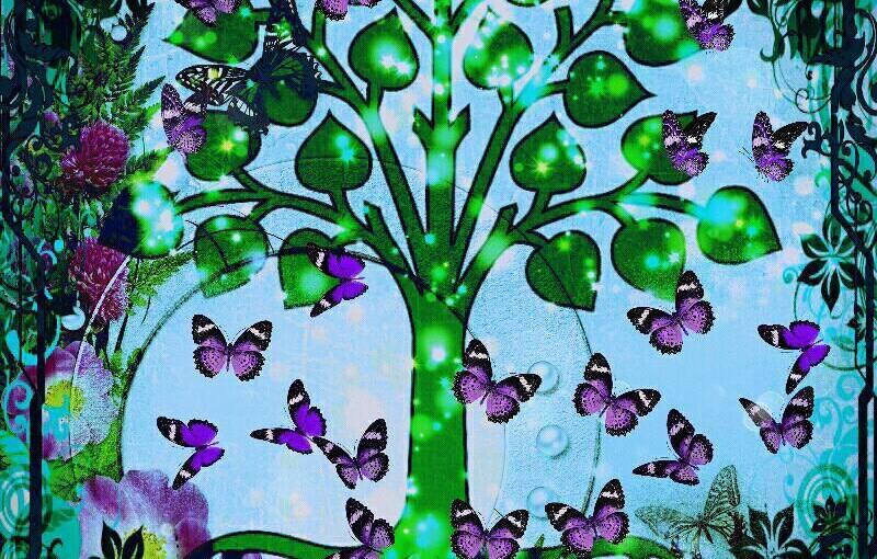The Tree of HeavenlyDelights